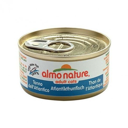 Almo Nature Classic Kot - Tuńczyk puszka 70g