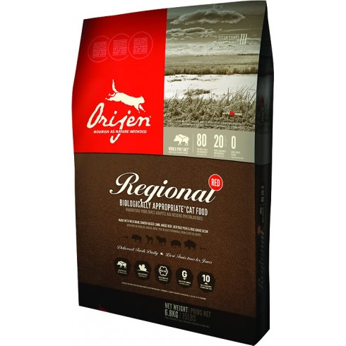 Orijen Regional Red Cat - 1,8 kg