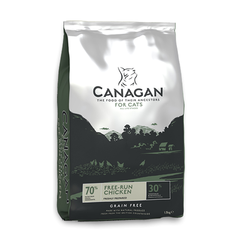 Canagan Cat Free Run Chicken 1,5 kg