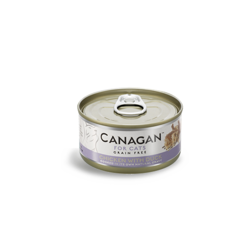 Canagan Cat Can - Chicken with Duck 75 g