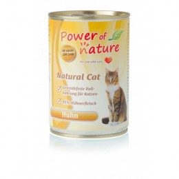 Power of Nature Natural Cat - kurczak 400 g