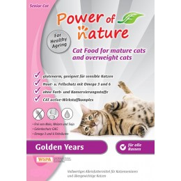 Power of Nature Golden Years - Senior 2 kg