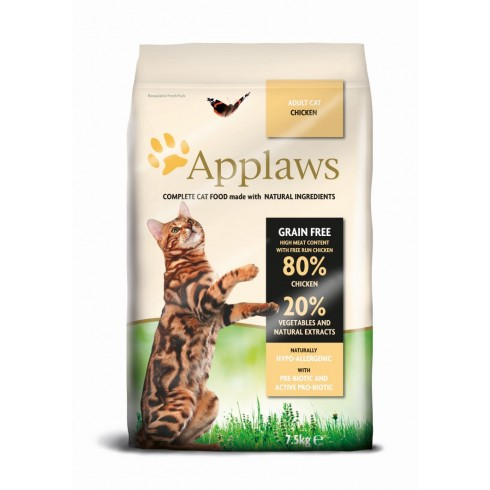 Applaws Cat Adult Chicken - 7,5 kg