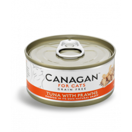 Canagan Cat Can - Tuna with Prawns 75 g