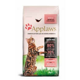 Applaws Cat Chicken & Salmon - 2 kg