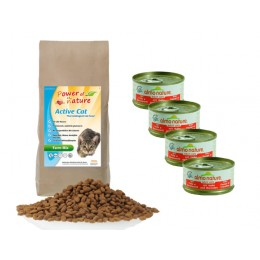Active Natural Cat Farm Mix 2 kg+4 Almo Nature
