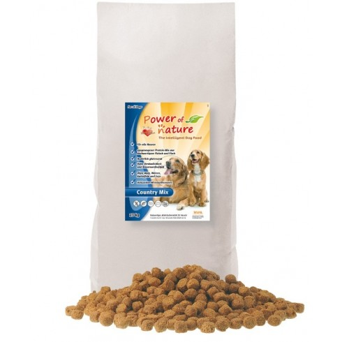 Power of Nature- Dog Country Mix 12 kg