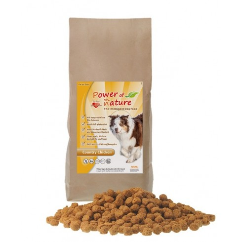 Power of Nature- Dog Country Nuggets/Chicken 2 kg