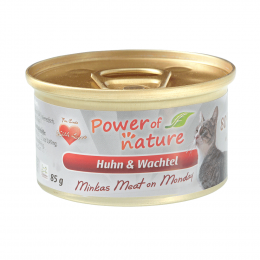 Power of Nature - Minkas kurczak 85 g