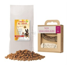 Power of Nature- Dog Meadowland Mix 12 kg + ROGY