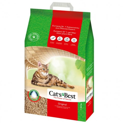 Cat's Best Original (Eco Plus) 8,6 kg