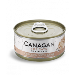 Canagan Cat Can - Chicken with Crab 75 g
