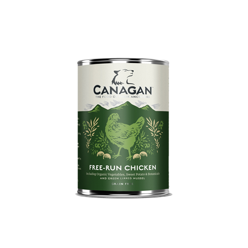 Canagan Dog Can - Free Run Chicken 400 g