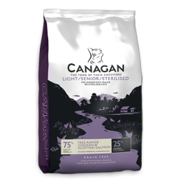 Canagan Cat Light Senior 1,5 kg
