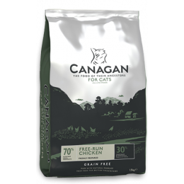 Canagan Cat Free Run Chicken 4 kg