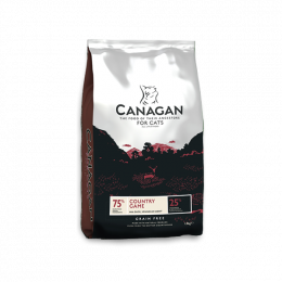 Canagan Cat Country Game 4 kg