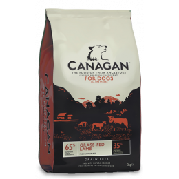 Canagan Grass-Fed Lamb Dog 6 kg