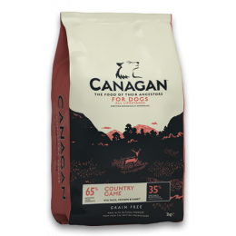 Canagan Country Game Dog 6 kg