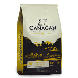 Canagan Large Breed Free Run Chicken 2 kg