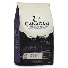 Canagan Senior Light Free Run Chicken 12 kg
