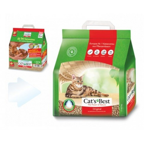 Cat's Best Original (Eco Plus) 4,3 kg