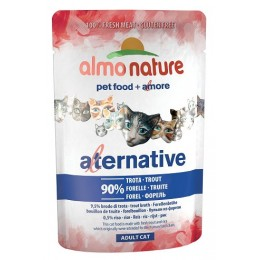 Almo Nature Alternative - pstrąg saszetka 55 g