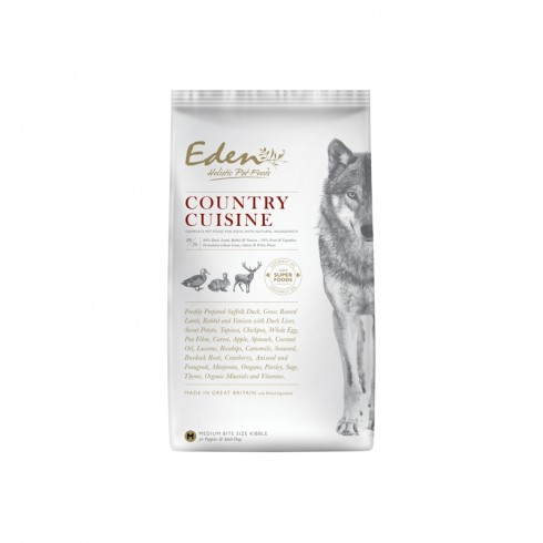 Eden Country Dog - małe rasy 2 kg
