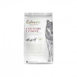 Eden Country Dog - małe rasy 6 kg
