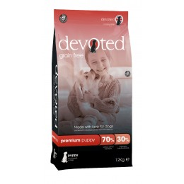 Devoted Dog Premium Puppy 12 kg
