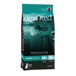 Devoted Dog Scottish Salmon 12 kg