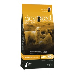 Devoted Dog Free Run Chicken 2 kg