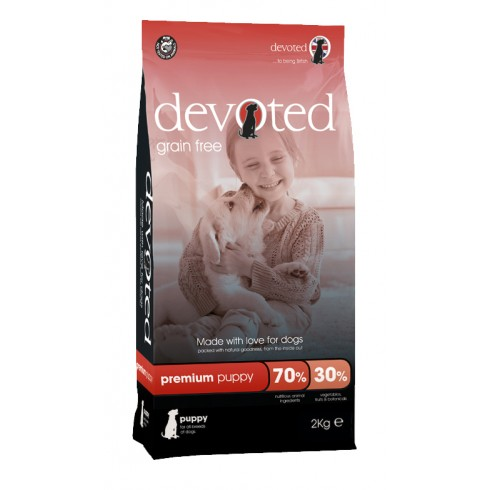 Devoted Dog Premium Puppy 2 kg