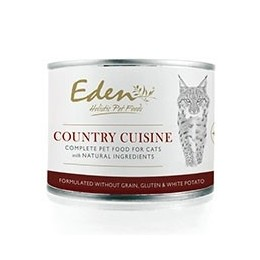 Eden Country Cat Can 200g