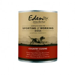 Eden Country- Dog Can 400g
