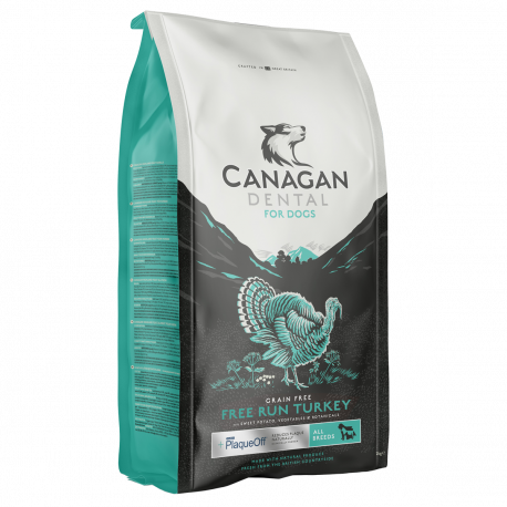 Canagan Dog Dental Turkey  2 kg