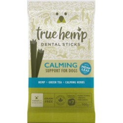True Hemp Dog - dental stick uspokajający 100g