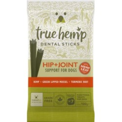 True Hemp Dog - dental stick  Biodra i Stawy 100g