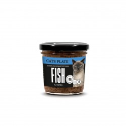 Cats Plate Fish - Filet z Dorsza 100g