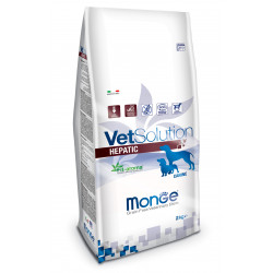 MONGE VETSOL DOG-HEPATIC 2KG